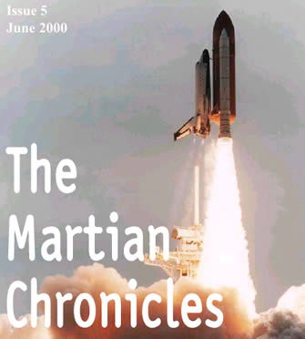 The Martian Chronicles - Issue 5, June 2000