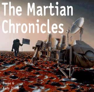 The Martian Chronicles - Issue 6, July 2000