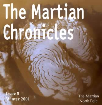 The Martian Chronicles - Issue 8, Winter 2001 - The Martian North Pole